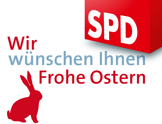 Frohe Ostern, Ihre SPD